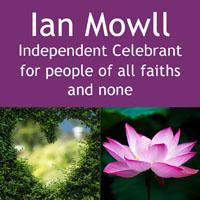 Ian Mowll Celebrant Logo